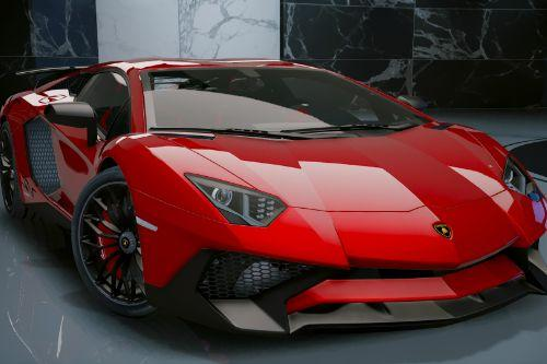 Lamborghini Aventador LP 750-4 SV 2015 [Add-On]