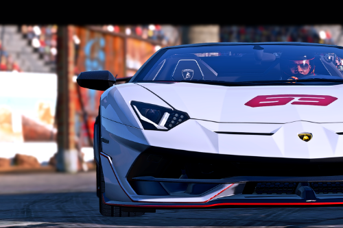 Lamborghini Aventador SVJ Roadster [Add-On]