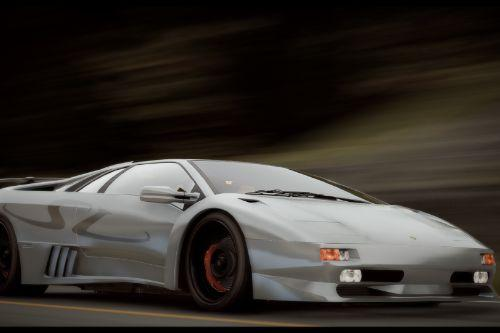 Lamborghini Diablo GTR [Add-On | Tuning | Template]