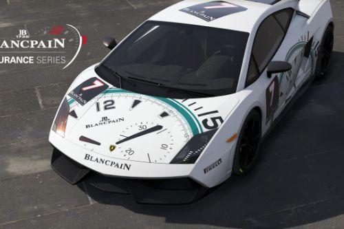 [Lamborghini Gallardo LP570-4]BLANCPAIN livery