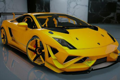 Lamborghini Gallardo LP570-4 Superleggera [Add-On | OIV]