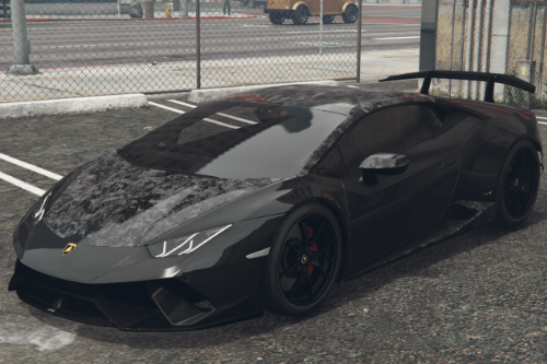 Lamborghini Huracan Forged Composite Material (Inspired by 1016 Industries)