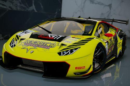 Lamborghini Huracan GT3 [Add-On | Tuning]