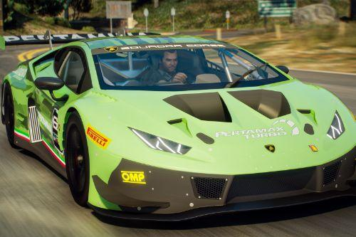 Lamborghini Huracan GT3 EVO [Add-On]