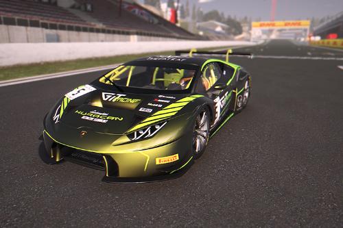 Lamborghini Huracan GT3 Realistic Handling
