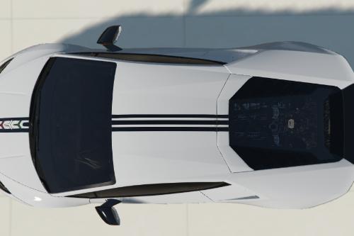Lamborghini Huracan LP610-4 'Tricolore'