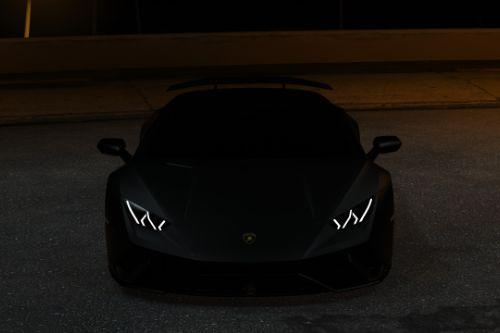 Lamborghini Huracan Performante Sound Swap