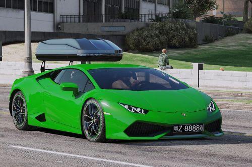 Lamborghini Huracan Special Edition