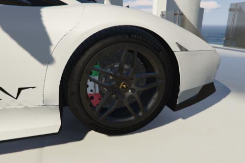 Lamborghini Murcielago LP670-4 SV 'Tricolore'