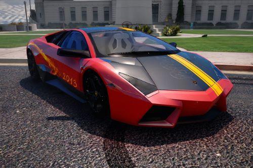 Lamborghini Reventon NFSW Lunar Year Paintjob