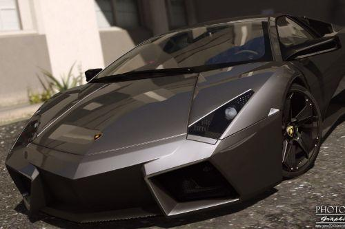 Lamborghini Reventon AUTOVISTA [Add-on / Replace | Wipers | Template | Wings + Spoiler | Tuning]