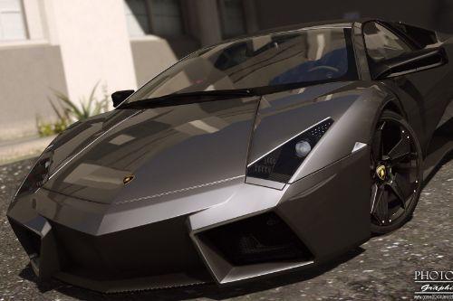 Lamborghini Reventon AUTOVISTA [Replace | Wipers | Template | Wings + Spoiler | Tuning]