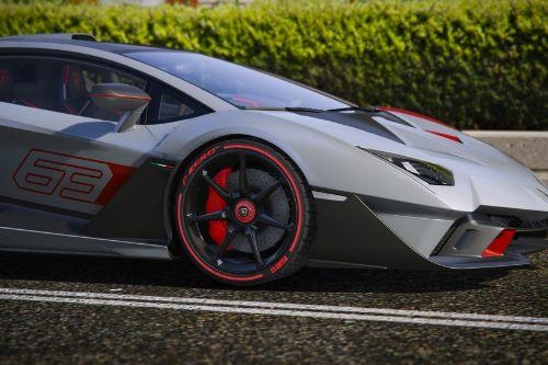 Lamborghini SC18 Alston 2019 [Add-On]