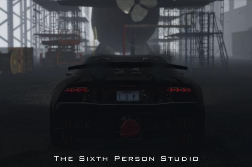 Lamborghini Sesto Elemento 2010 [Add-On | Animated]
