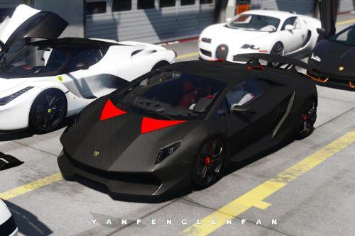 Lamborghini Sesto Elemento [ Add-On]