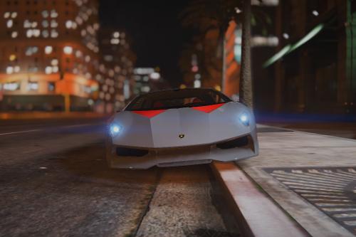 Lamborghini Sesto Elemento [Add-On]