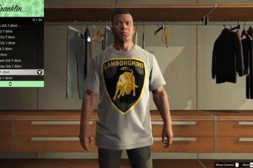 Lamborghini T-shirt In By Anweck77