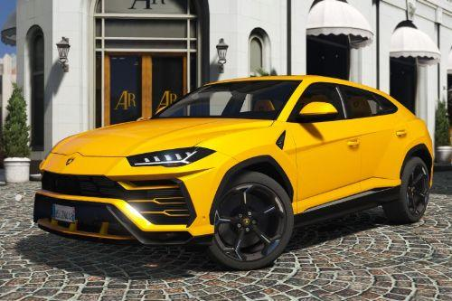 Lamborghini Urus 2018 (Add-on)