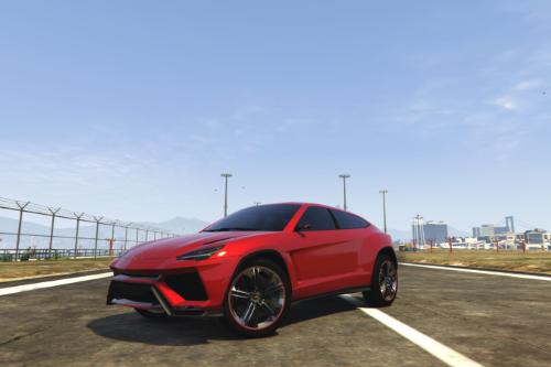 Lamborghini Urus concept 2012 [Add-On]