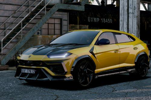 Lamborghini Urus TopCar Design 2019 [Add-On]