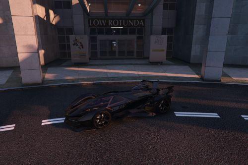 Handling for Lamborghini V12 Vision GT by whoBIGS & China_Dazu