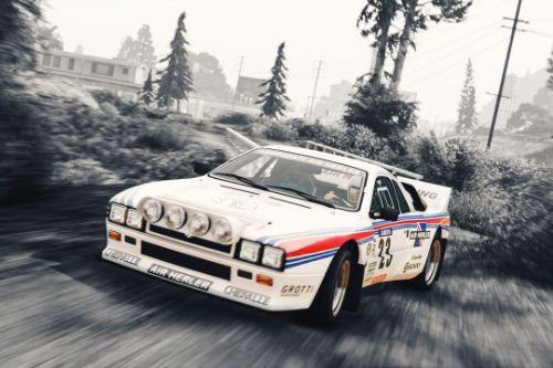 Lampadati Mesos Rallye [Add-On]