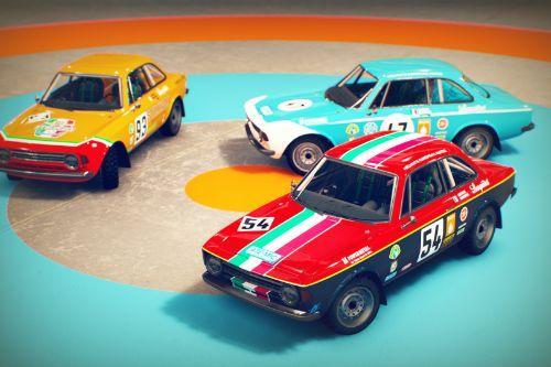 Lampadati Michelli GT Rally [ Add-On | Tuning ]