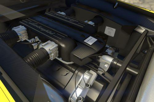 Lamborghini Murcielago SV 6.5L V12 Sound Mod