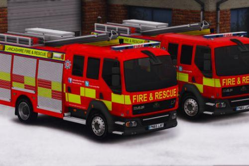 Lancashire Fire & Rescue Appliance [ELS]