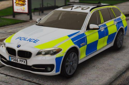 Lancashire Police BMW 530D Touring [Replace | ELS]