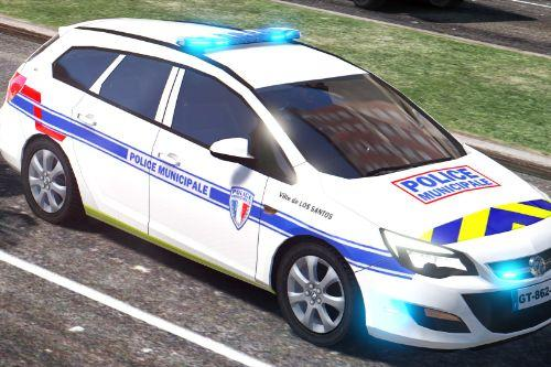 [ELS] Vauxhall Astra | Police Municipale