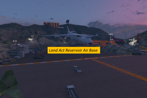 Reservoir Air Base (WIP)