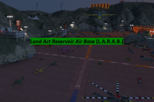 Reservoir Air Base (WIP)