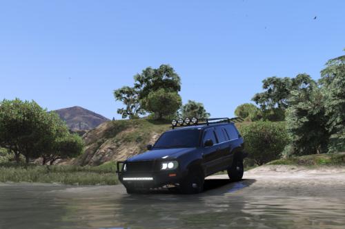 Land Cruiser add-on (unlocked)(Updated)