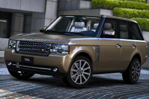 Land Rover Range Rover 2010 [Add-On]
