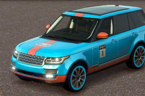 [Land Rover Range Rover 2014]Gulf livery