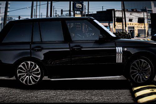 Land Rover Range Rover Baku Style [Replace]