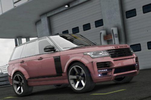 Land Rover Range Rover Startech [Add-On]