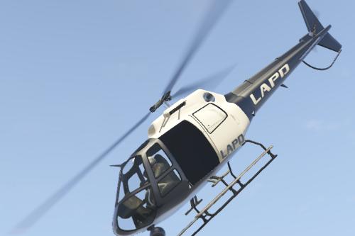 LAPD and SWAT Maverick Livery