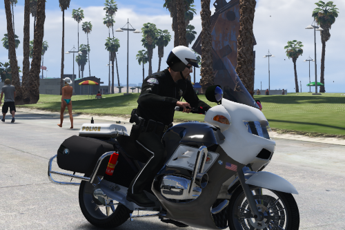 LAPD-Based Motor Unit Uniform