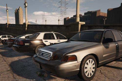 Ford Crown Victoria Detective HD