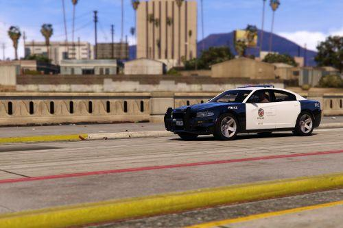 LAPD Liverys for Police Charger 2015