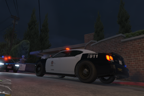 LAPD Logos / Interceptor Fixed