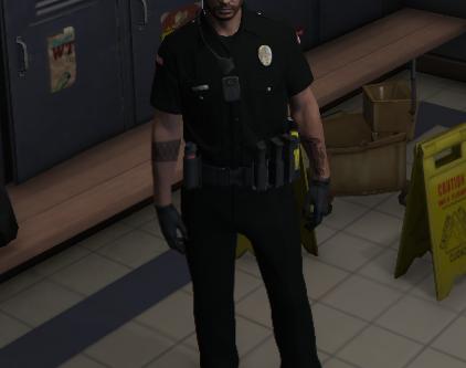 LAPD Los Angeles Police Uniform