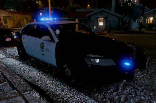 LAPD Skin for 2013 Chevy Impala