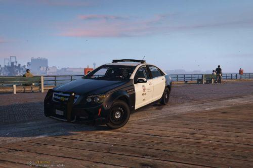 LAPD Skin for Caprice PPV