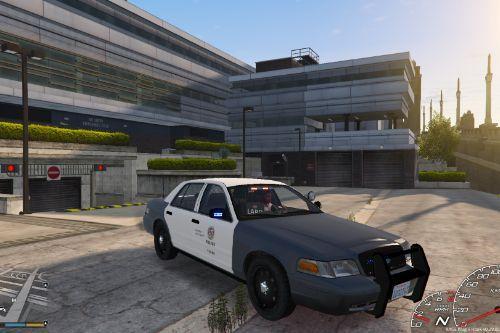LAPD Slicktop Gang Unit