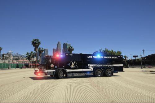 LAPD SWAT UNIT ELS