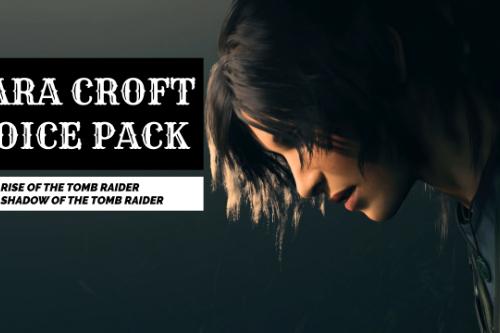 Lara Croft Voice Pack