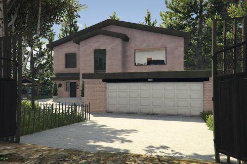 Large brick house [MapEditor]